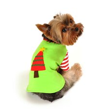 Christmas Tree Shirt Dog Costume