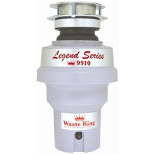 Legend 1/3 HP Garbage Disposal