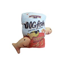 Tough Chew Fish Dog Toy Set