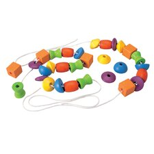 Preschool Lacing Bead Set