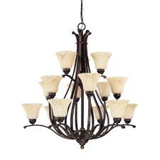 Anastasia 12 Light Chandelier