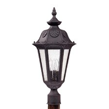 Cortland 3 Light Post Lantern