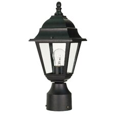 Briton 1 Light Post Lantern