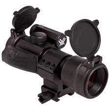StrikeFire Red Dot Scope with Bright Red Dot (Extra-High Mount)