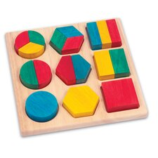 Fraction Action Board