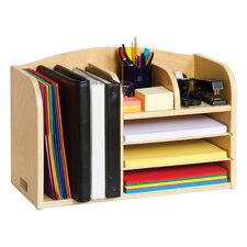 Classroom Furniture High Desk Organizer