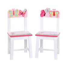 Butterfly Buddies Chair (Set of 2)