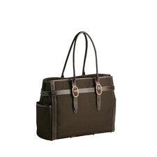 Contemporary Classic Nylon Travel Tote