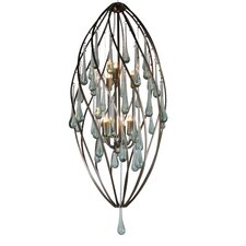 Area 51 6 Light Foyer Pendant