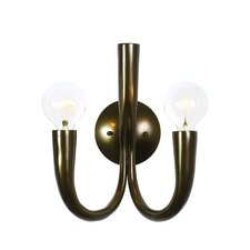 Don Taper 2 Light Wall Sconce