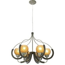 Fonda 6 Light Chandelier