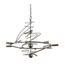 Galaxia 8 Light Chandelier