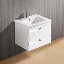 "Ethereal-Duece 24"" Single Bathroom Vanity Set"