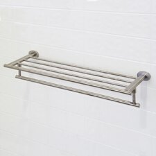 "Ovando 24"" Hotel Style Rack and Towel Bar"