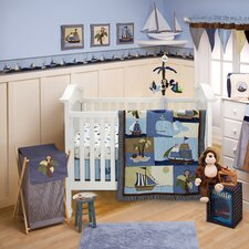 Ahoy Mate! Crib Bedding Collection
