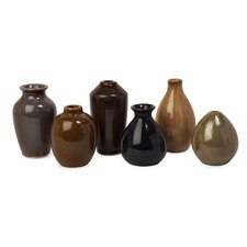 Mini Vases (Set of 6)