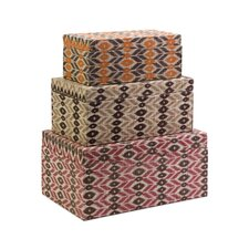 Zyanya Boxes (Set of 3)