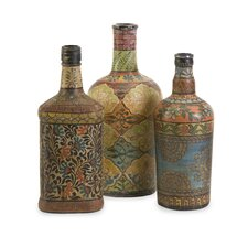 Circus Bottle (Set of 3)