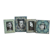 Kabir Hand Painted Picture Frames (Set of 4)