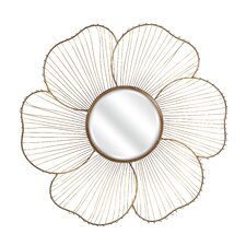 Nadine Flower Wall Mirror