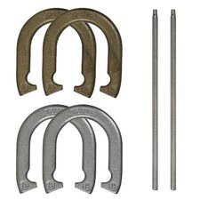 Recreational Horseshoe Set