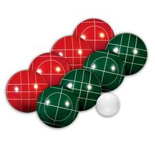 Outdoor Games Expert 113 MM Bocce Game Set