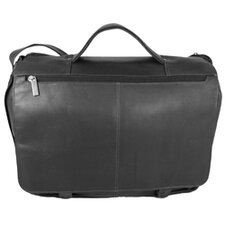 Full Flap Expandable Briefcase