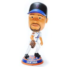 MLB Johan Santana Big Head Bobber Figure