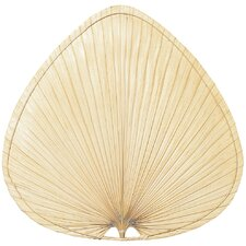 Palisade Series Palm Leaf  Indoor Ceiling Fan Blade (Set of 8)