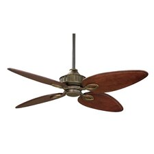 "56"" Bayhill 4 Blade Ceiling Fan"