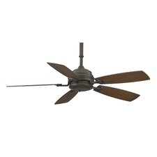 "54"" Hubbardton Forge 5 Blade Ceiling Fan"