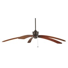 "80"" Islander 5 Blade Ceiling Fan (Set of 5)"
