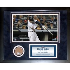 Derek Jeter Mini Dirt Collage