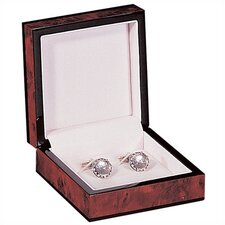 "Extraordinary 1.25"" High Cuff Link / Stud Set Box"