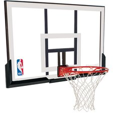 "52"" Acrylic Backboard and Rim"