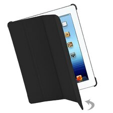 Apple iPad 3rd Generation Rubberized Smart Stand Folio