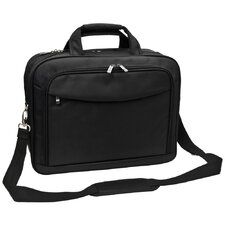 "16"" Check Quick Briefcase"