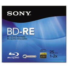 Bd-Re Rewritable Disc