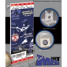 MLB 2004 World Series Mini-Mega Ticket - Boston Red Sox