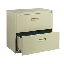 Soho 2-Drawer Lateral File Cabinet