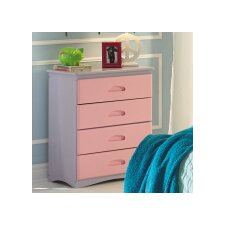 Dollhouse 4 Drawer Chest