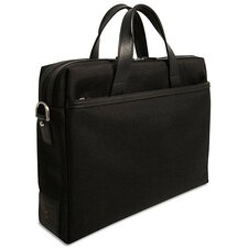 Generations Lite Single Gusset Top Zip Briefcase