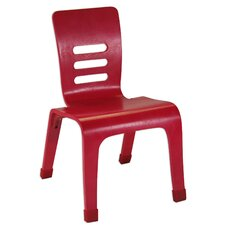 "12"" Bentwood Classroom Stackable Chair"