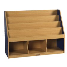 Large Book Stand 3-Tray