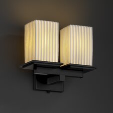 Montana Limoges 2 Light Wall Sconce