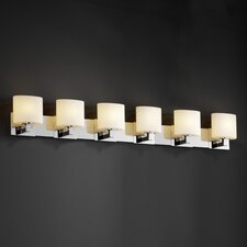 Fusion Modular 6 Light Bath Vanity Light