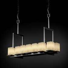 Fusion Montana 14 Light Chandelier with Additional Chain
