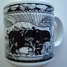Primitives 11 oz. Hippo Mug