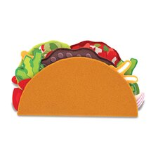 Felt Food Taco and Burrito Set