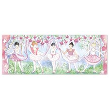 Bella Ballerina 48 Piece Floor Puzzle Set